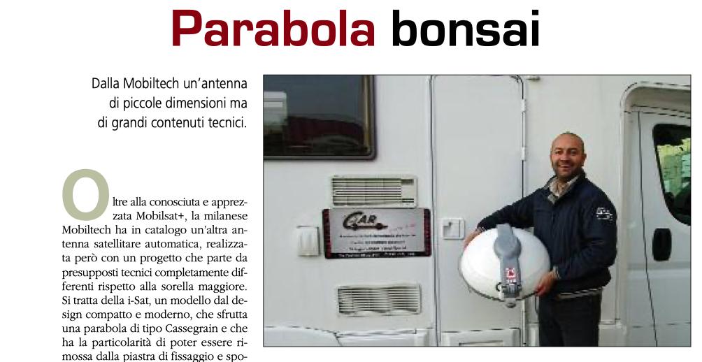 parabola bonsai